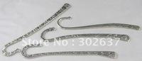 FREE SHIPPING 12 Pcs Mixed Tibetan Silver plt Ornate bookmark A1676-9