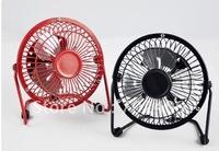 5pcs/lot(all metal )Mini USB Fan with 360 degree rotating mini Flexible USB Cooling fan for PC NB Computer Novelty Gifts