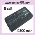 8cell 5200mah for Dell Inspiron 1000 1200 2200 M5701 T5443