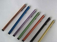 wholesale Cheap Free Shipping Touch Pen stylus pen for iPhone 4 2G/3G iPod ipad 2pcs/lot
