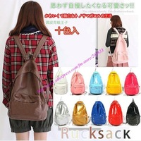 New arrival lovely and colorful school backpack for students 20pcs/lot+Free shipping