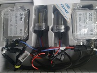 Free Shipping 2011 New 100% HID Xenon Plus headlamps H4-3 4300K 6000k 8000k 10000k 12000k one suit wholesale and retail