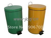 steel pedal bin/12L