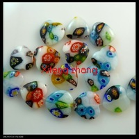 140 pcs/lot millefiori beads Free shipping