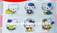600pack/lot Cute cat Mosquito Repellent Sticker Patch anti-mosquito Natural Essential Oil