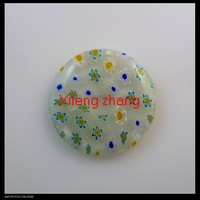 30 pcs/lot millefiori beads Free shipping
