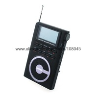 B38A FM AM MW SW Radio MP3 player Digital Recorder Pocket Radio