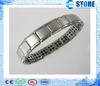 Anion Energy Bracelet 80 germaniums stainless steel material Healthy Bracelets SR-003a