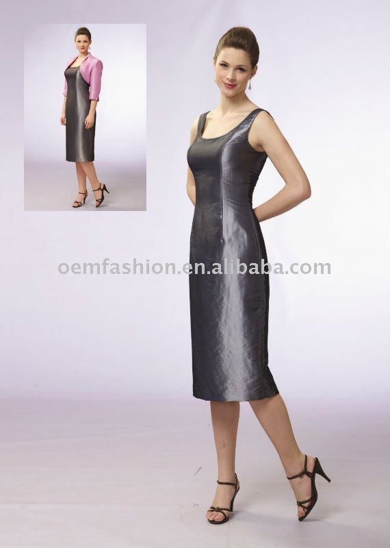 Formal Short Mother of Bride & Groom Dress HL-SD309(China (Mainland))