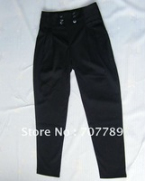 Женские брюки New capris 100%cotton women's ankle cut trousers/pant handwork embroidery trousers britches