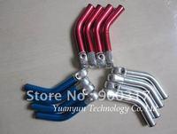 wholesale--aluminum bicycle handlebar /bike handlebar/handlebar bicycle accessories 50pcs/lot+free shiping