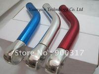 wholesale--aluminum bicycle handlebar /bike handlebar/handlebar bicycle accessories 100pcs/lot+free shiping