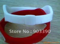 Wholesale Beautiful new energy bracelet healthy silicone bracelet 100pcs/lot free shipping by DHL