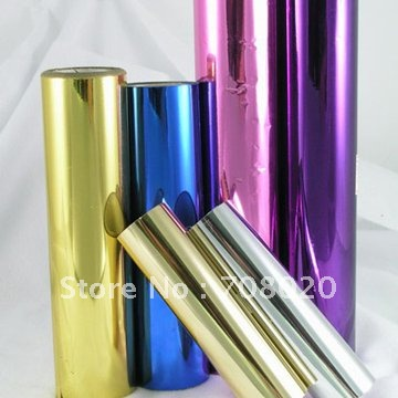 stamping foil for kinds of bottle top(China (Mainland))