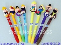 free shipping! 50pieces/lot, lovers ball pen/gift pen can print logo