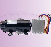 DC 12/24v air conditioner compressor for cabin of truck sleeper mining machine grab excavator