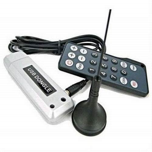 Wholesale Free Shipping Digital TV Stick, USB DVB-T 2.0 Stick Digital HDTV TV Digital TV Tuner For PC Laptop(China (Mainland))