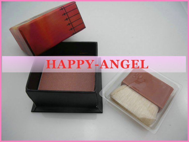 48pcs an outdoor glow for an indoor gal face powder 9.0g! Best selling~ Free shipping(China (Mainland))
