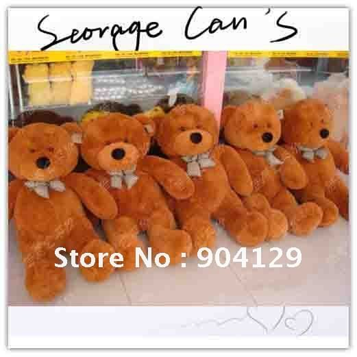 BEST GIFT! Teddy Bear children s favourite FREE SHIPPING , Send to girl(China (Mainland))
