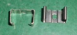 14mm width clip for 5050 rigid bar(China (Mainland))