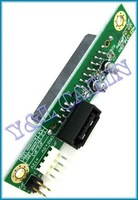 Serial ATA SATA 22 7+15 pin Female to 7 pin Male Adapter Converter, Free Shipping, Brand New, Wholesale/Retail