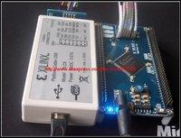 Free Shipping,Xilinx Platform Cable USB2.0+Xilinx spartan-3a XC3S50A-TQG144 FPGA board