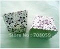 Free Shipping+Wholesale,100pcs/lot, cupcake liners baking cup party ,Square flower paper tray