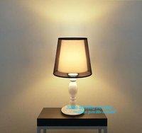 Free Shipping Hot Selling New Pendant Lights   Clasical Fabric Table Lamp Modern Creative luminaria de mesa  Fabric Desk Light