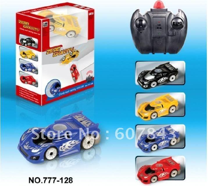 Zero Gravity Cars Toys 24