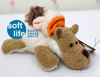 stuffed toys, push toys kinds of animals to choose ,best quality toys,wholesale ,free shipping 50pc/lot
