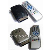 Mini multi media player+ Digital Terrestrial Receiver +Receiver MPEG2 DVB-T DVB-801