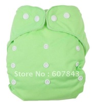 1 BABY Re-Usable CLOTH DIAPER NAPPY + 1 INSERT Diaper 617