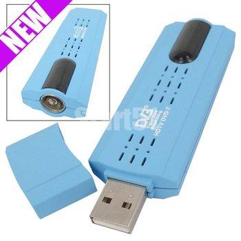 wholesale free shipping DVB-T fr LAPTOP PC MINI DIGITAL TV Tuner USB Stick HDTV