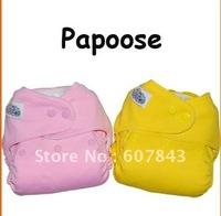ONSALE 10pcs Pocket Diaper Covers + 10pcs Microfiber Inserts + Free Shipping