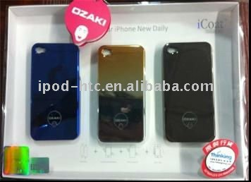 Drop shipping new design hot sale Ozaki Mirror For Case for IP 4G(China (Mainland))