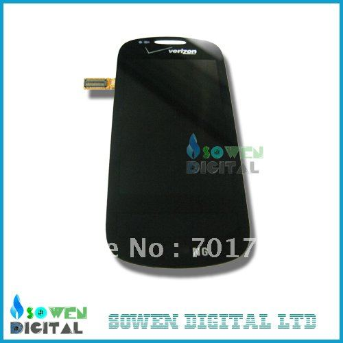 for Samsung I400 LCD with touch screen digitizer,Original 100% guarantee,Free shipping(China (Mainland))
