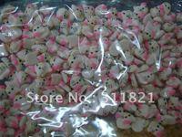 New arrival ceramic hello kitty 3D nail sticker + free shipping +wholesaler