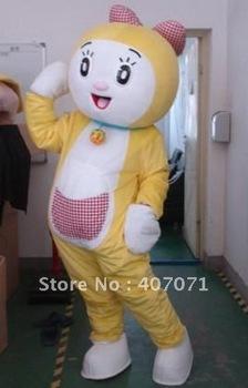 mascot costume Teletubbies  cow monkey dog clown bear