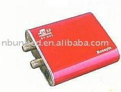 satellite TV receiver box