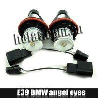 LED Marker Angel Eyes Kit for BMW E39 E53 E60/E61 E63/E64 E65/E66 E87 Hongkong Post Free Shipping