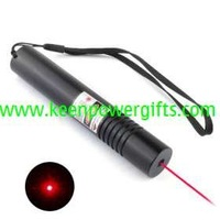 1005 200mW 650nm Adjust Focus Red Laser Flashlight 1XCR2(battery included)