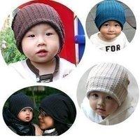 Children's Caps Children's Hats baby caps baby hats kids' caps infant hat 4 colors 50pcs/lot ZY25