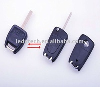Good quality Origianl Opel 3 buttons replacable key case