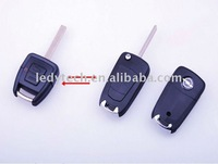 Good quality Origianl Opel 2 buttons replacable key case