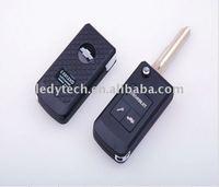 Good quality Chevrolet modified remote flip key shell