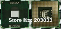 LAPTOP CPU PROCESSOR Intel CPU DUAL CORE MOBILE P8600 SLGFD 2.4GHz 3M 1066 for laptop