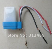 10A Auto On Off Light Switch Photo Control Sensor 12V 110V 220V
