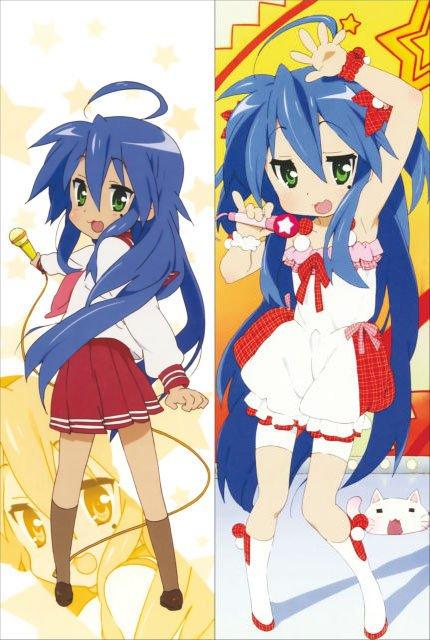 Free-shipping-Lucky-Star-Otaku-izumi-konata-Dakimakura ...