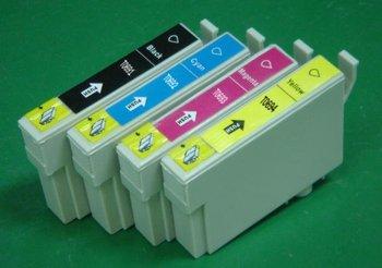 compatível NX100 NX115 NX200 NX415 NX215 NX300 NX400 CX6000 CX5000 CX7450 DX7400 t0691 cartucho de tinta t0692 t0693 t0694