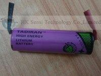 TL-5903 with tagged pins 3.6 V TADIRAN lithium battery  new&original